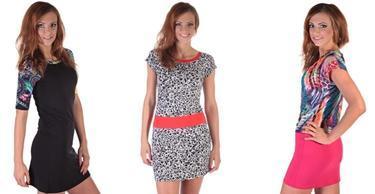 Letní šaty pro každou příležitost