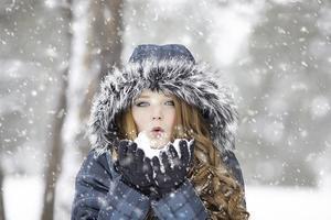 Péče o vlasy a pleť v zimě