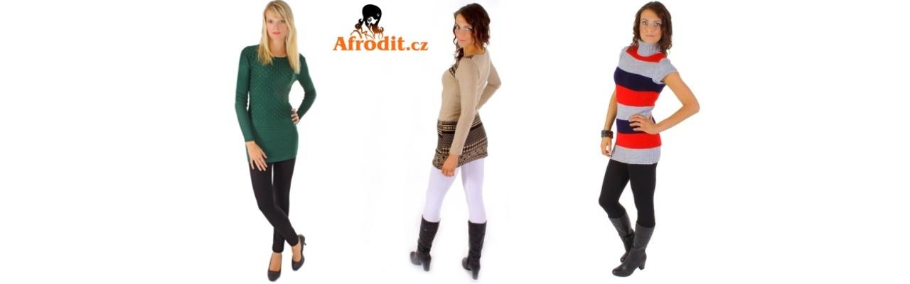 damske pletene svetry s rolakem