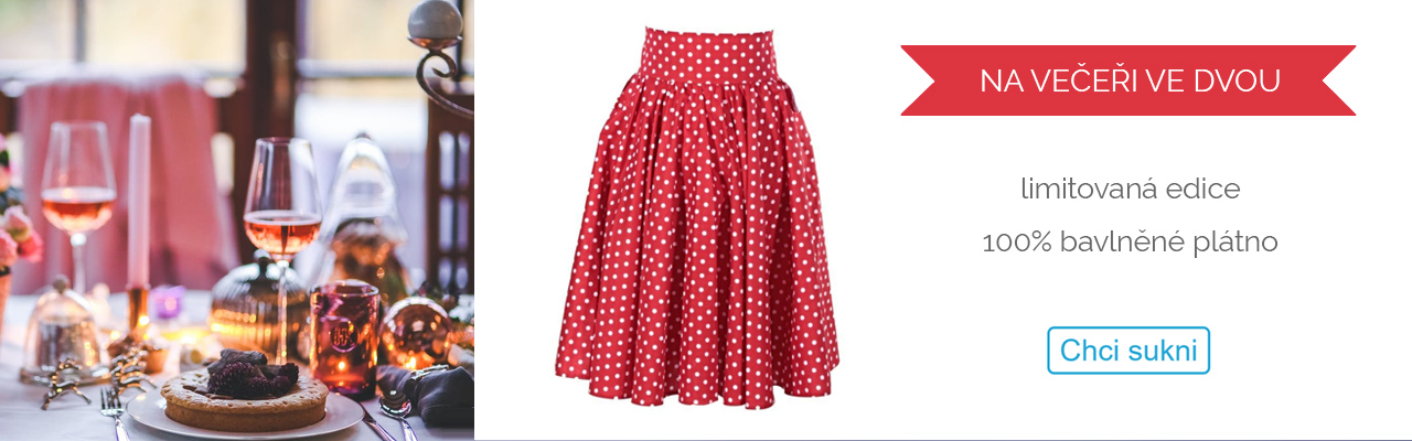 Originální dámské šaty vyrobené v ČR