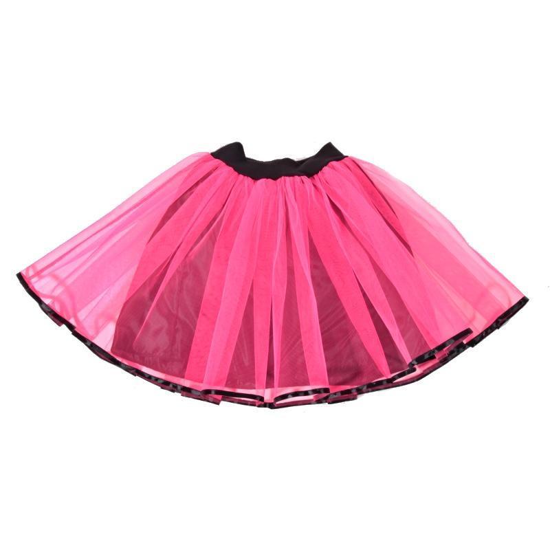 e4aeb6f860d7 Tutu dámská sukně Marta neonově růžová