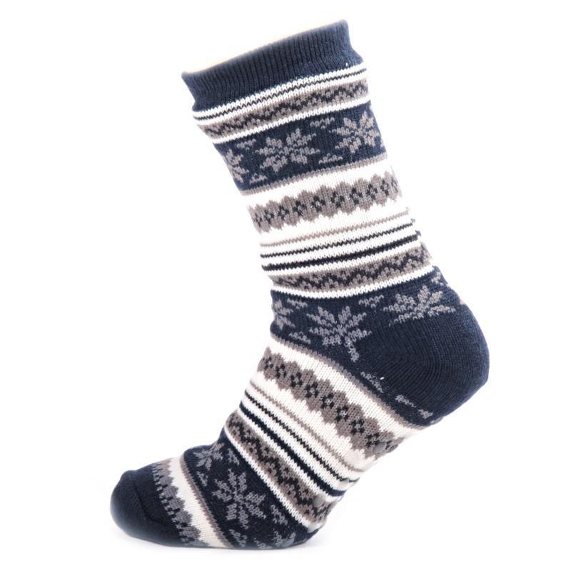 Teplé pánské zimní ponožky Tony modré - Afrodit.cz f3f6a1484c