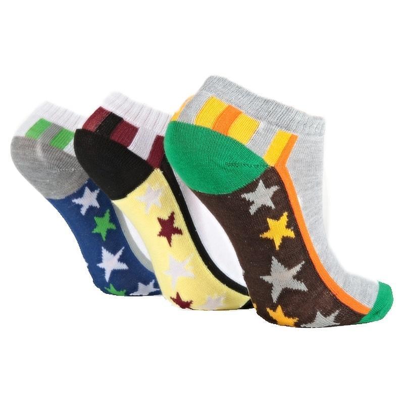 ce049377fed Chlapecké kotníkové ponožky M7b Y 31-35 - Afrodit.cz