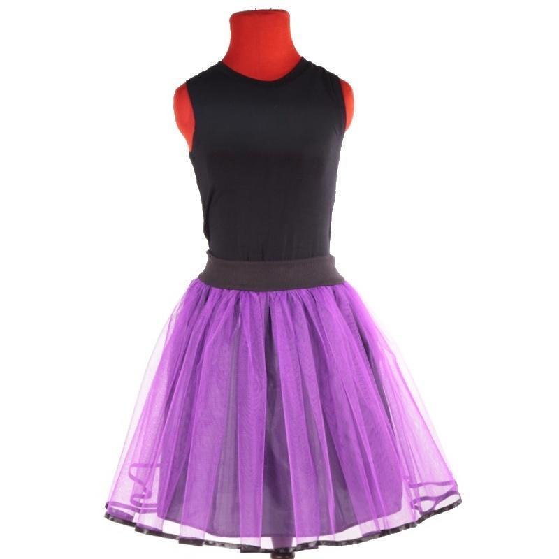 0e92d9e7bc5 Tutu dámská sukně Marta fialová - 2  +  zvětšit