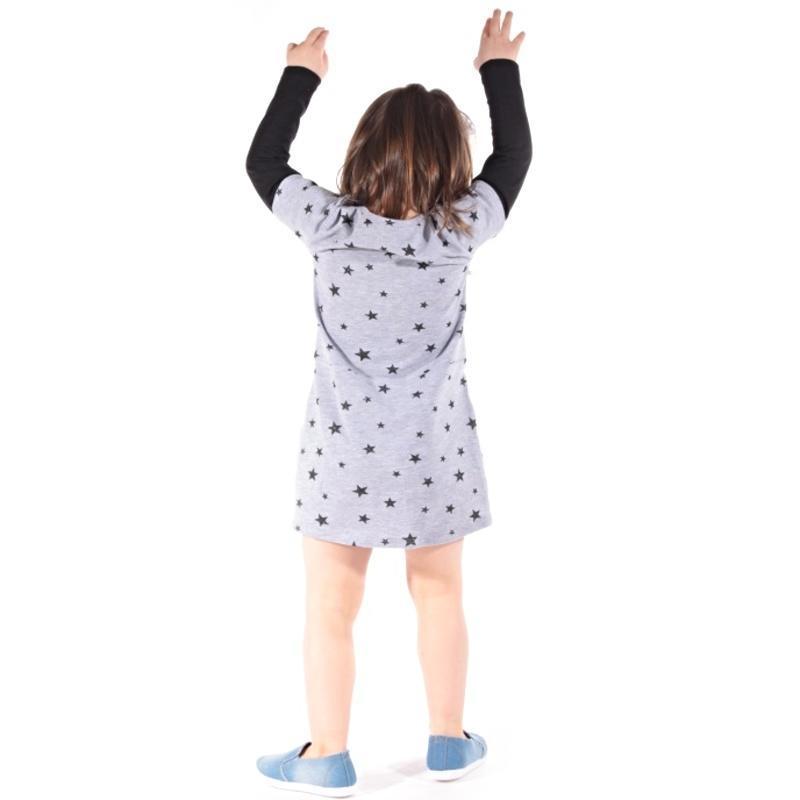 a63e4ba230f Dívčí bavlněné šaty Riky - 116 116 - Afrodit.cz